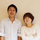 菊池光義  MITSUYOSHI KIKUCHI 増田佑佳 YUKA MASUDA