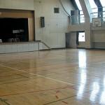 約400平米の広さがある旧体育館兼講堂です。 ファッションショーや合同展示会などのイベントやシンポジウムなどの開催に適したスペースです。